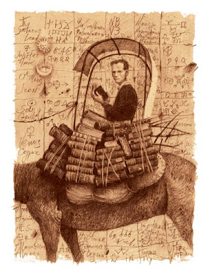 Vladyslav Yerko's Illustration