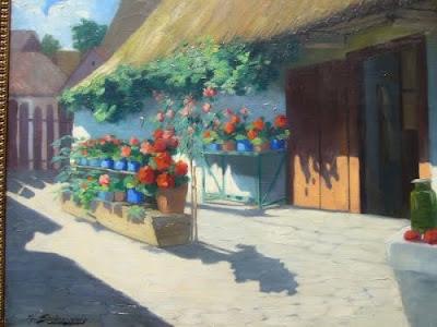Jeno Szebeni. Hungarian Artist