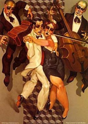 Juarez Machado. Tango Levitation