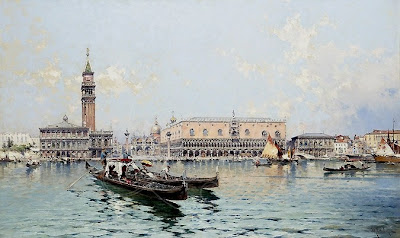 Franz Richard Unterberger. Venice
