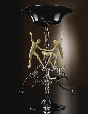 Lucio Bubacco. Glass Artwork