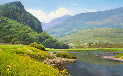 Michael James Smith. Ireland Ring of Kerry