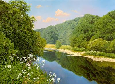 Michael James Smith. Spring Brilliance