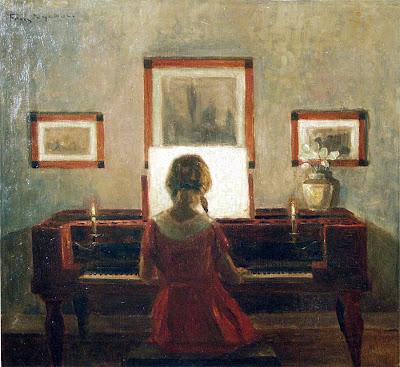 Poul Friis Nybo 1869 1929Danish Painter Blog Of An