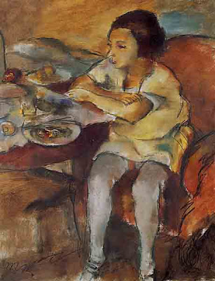 Jules Pascin. Breakfast