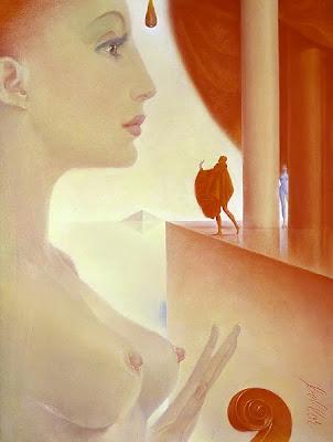 Bellor, Belgian Symbolist Painter. Appearance