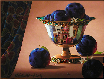 Still Life by Stanley Maxwell Brice. Morning Light