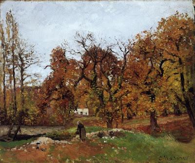 Autumn Landscape, near Pontoise, 1872