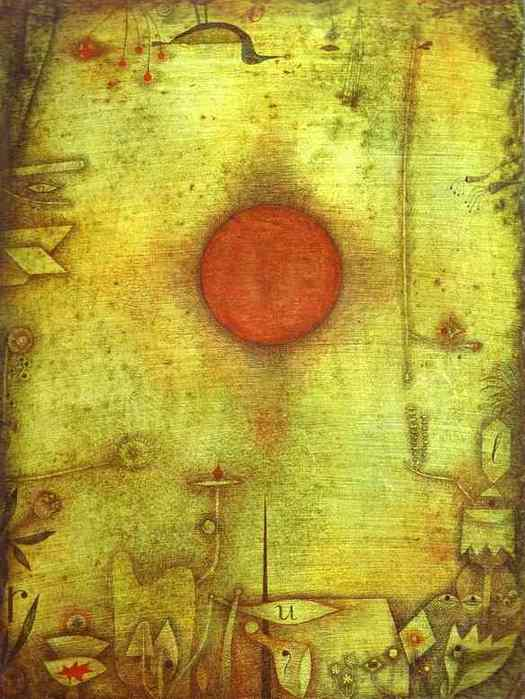 20th century Expressionism, Paul Klee, Modern art, Swiss artists
