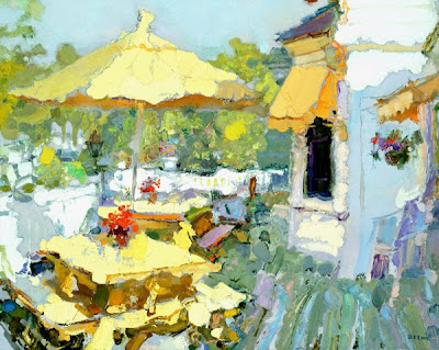 Paintings by Zhang Jing Sheng