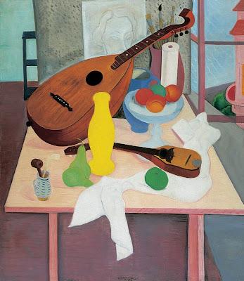 Still Life by Hungarian Artist Geza Voros
