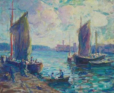 Kathryn E. Cherry American Impressionist