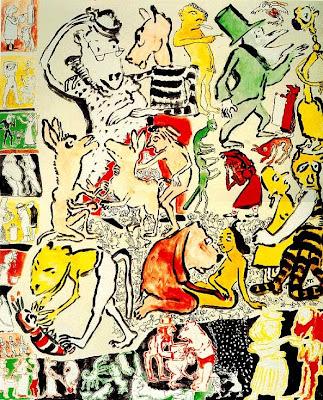 Paula Rego's Paintings