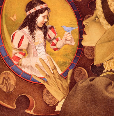 Illustrations by Charles Santore American Artist Snow White