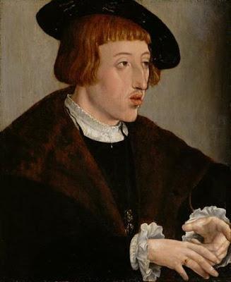 Jan Cornelisz Vermeyen. Ferdinand I, Holy Roman Emperor