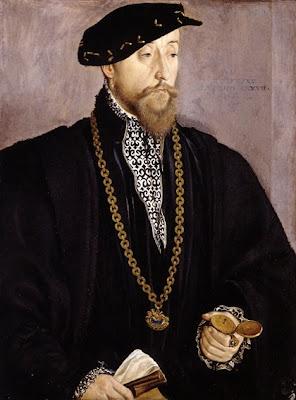 Hans Mielich. Portrait of Pankraz von Freyberg zu Hohenaschau