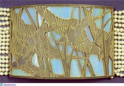 Lalique Jewelry, Art Nouveau Artists