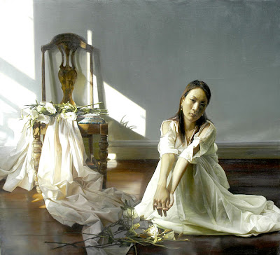 Painting by Chinese Artist Liu Yingzhao