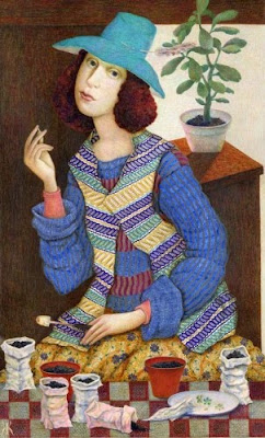 Painting by Russian Artist Tatiana Zhemchuzhnikova