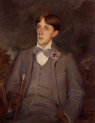 Portrait Painting by French Artist Jacques Emile Blanche