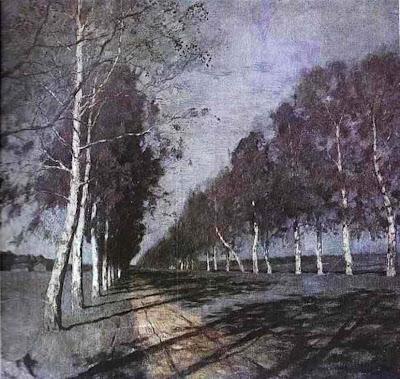 Art of the Russian Painter Isaak Levitan