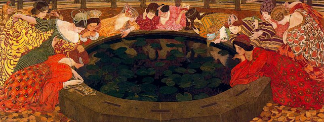 Art of Ernest Bieler Swiss Painter