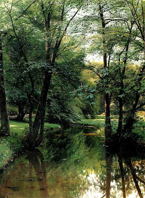 Art of Peder Monsted Danish Artist