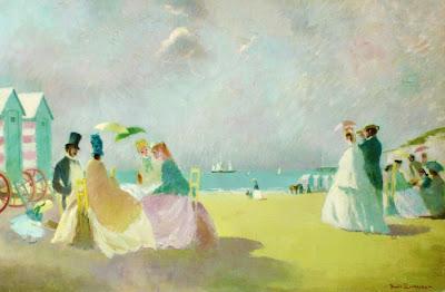Doris Clare Zinkeisen's Art