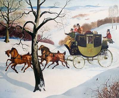Art of Scottish Painter Anna Katrina Zinkeisen