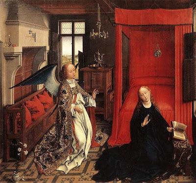 Belgian Renaissance Painter Rogier van der Weyden