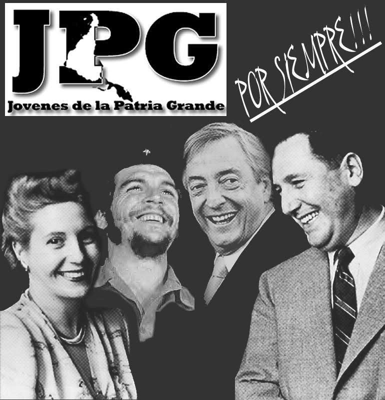 JÓVENES DE LA PATRIA GRANDE
