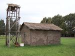 Reconstrucción de un fortín de mediados del siglo XIX