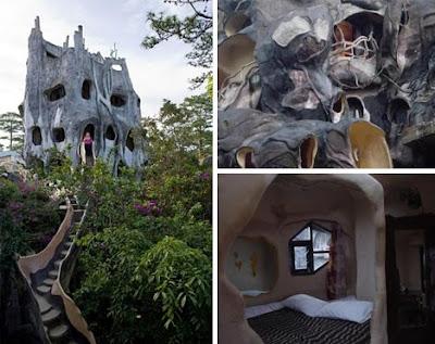 Къща, като от приказките Crazy-tree-shaped-home