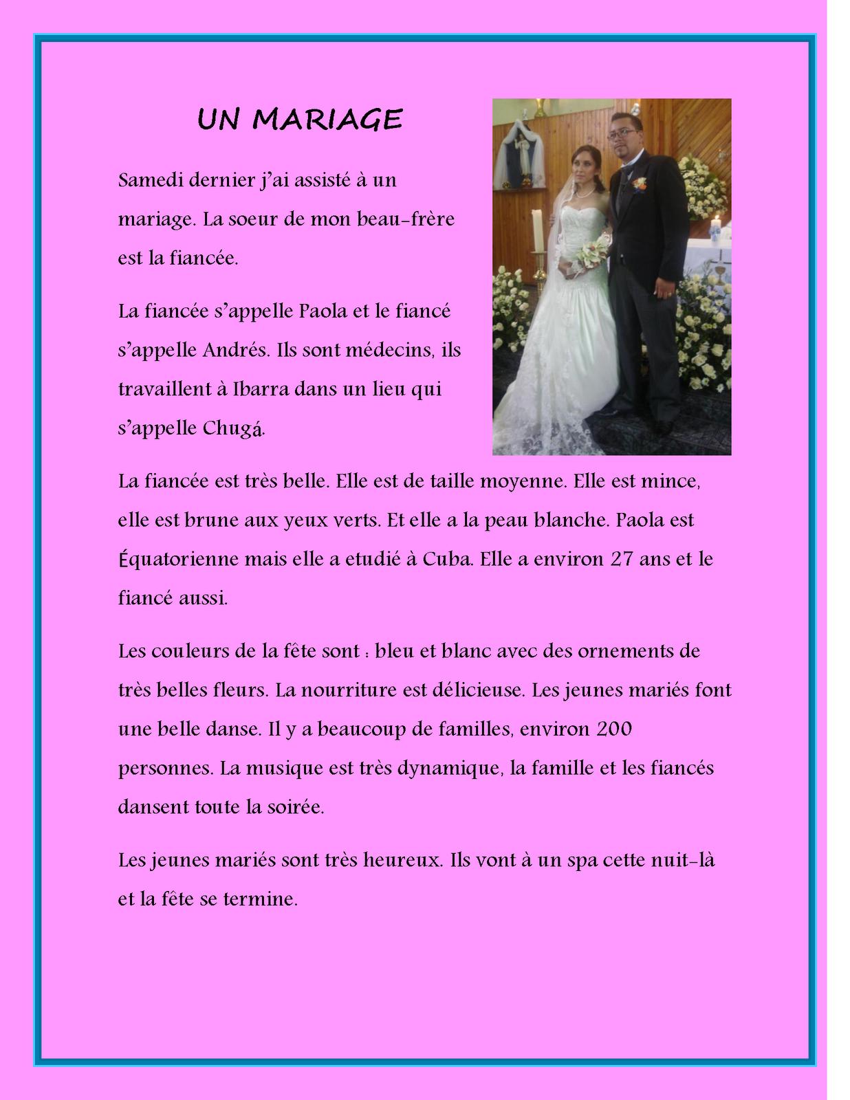 Un mariage cliquez sur l image pour agrandir le texte blog af - Texte felicitation mariage humour ...