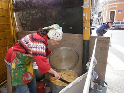 Locro por la plaza 2010