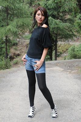 Miss Tibet 2010 Tenzin Norzom