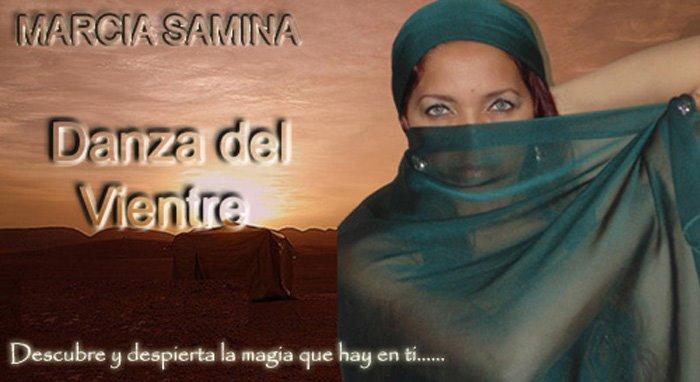SAMINA DANZA DEL VIENTRE