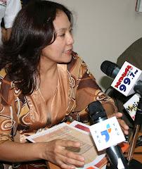 Representante del CNP en Concurso de diario local