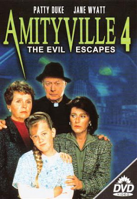 Amityville 4, the evil escapes Amityville4evilescapes