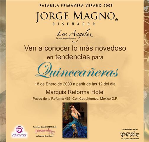 JORGE MAGNO