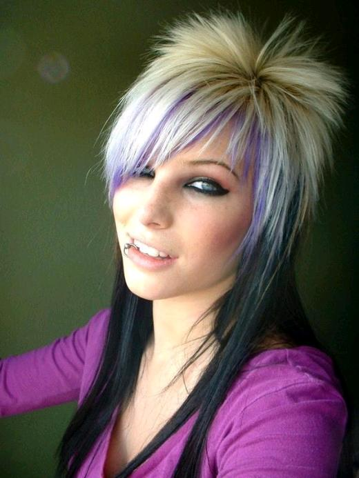 cool punk hairstyles. Cool Punk Haircuts
