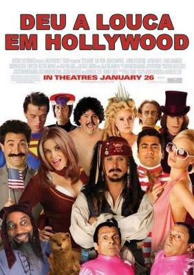 Deu a Louca em Hollywood Dublado