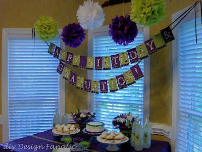 diy Design Fanatic: Time To Celebrate!!!