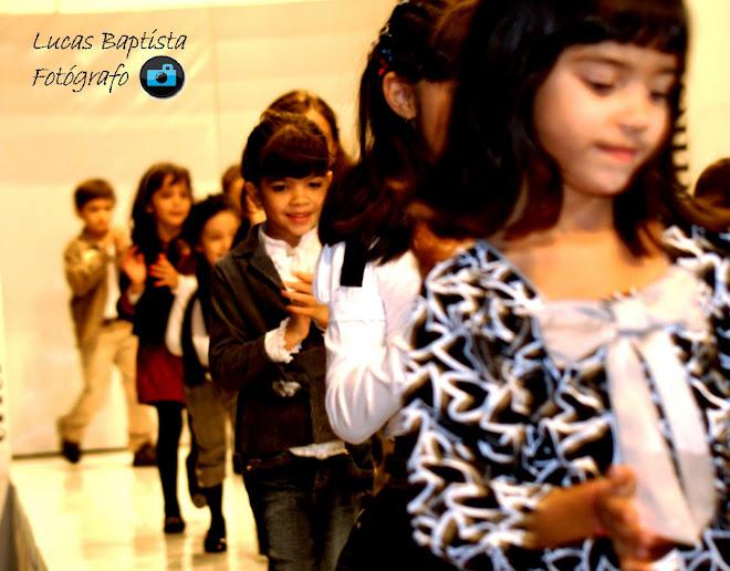 Desfile Infantil Shopping Parque Balneario
