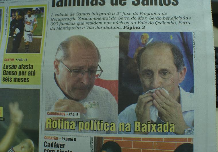 Matéria - Jornal Diário do Litoral