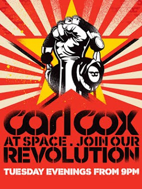 Carl Cox Ibiza &#39;&#39;Continues the Revolution&#39;&#39;