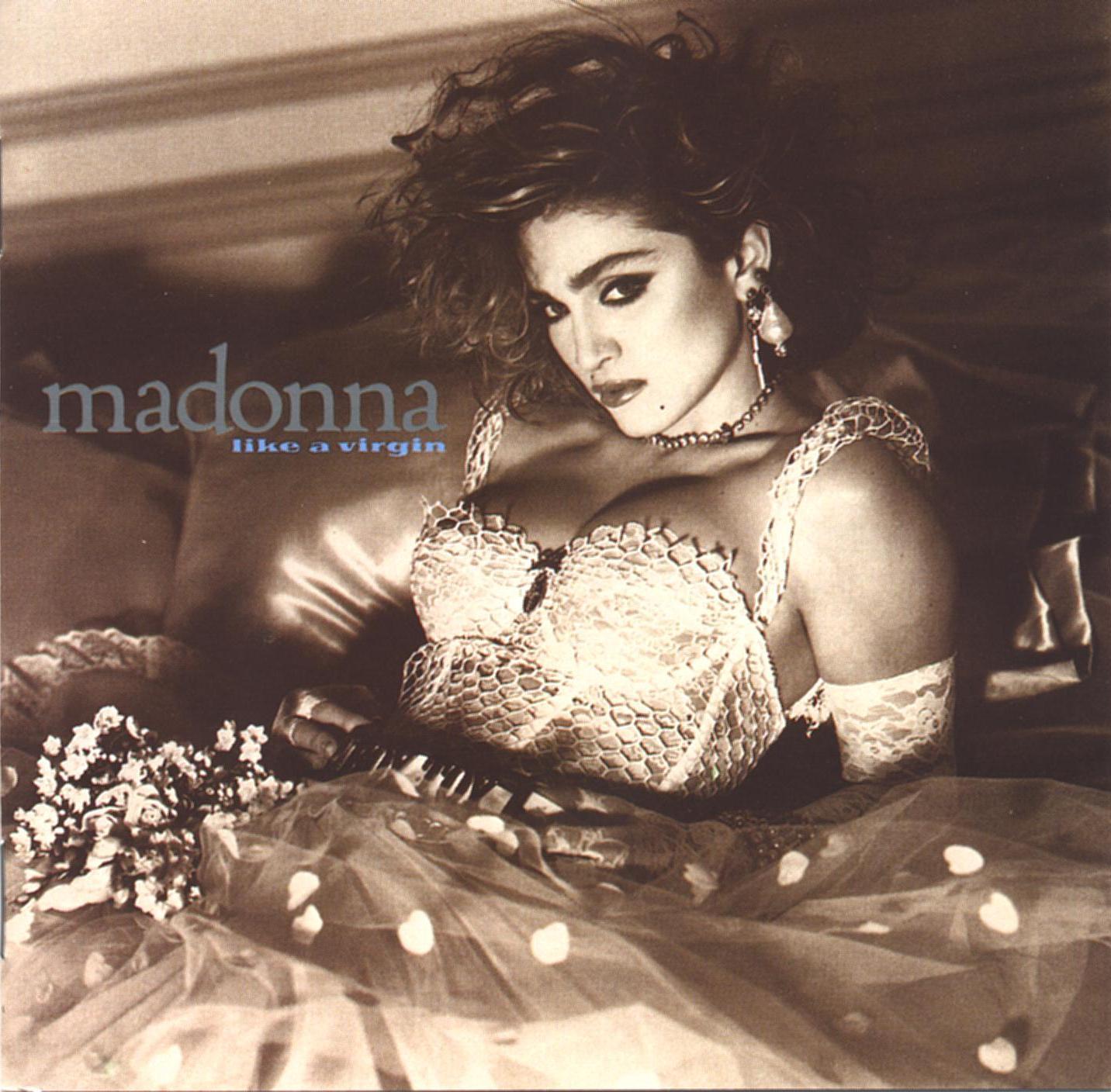 Madonna Like A Virgin Al