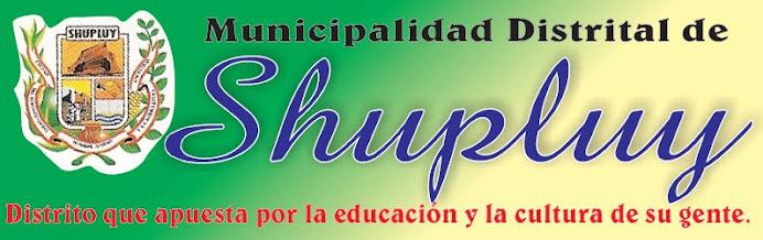 MUNICIPALIDAD DE SHUPLUY