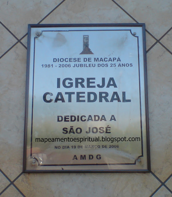 Placa da Catedral
