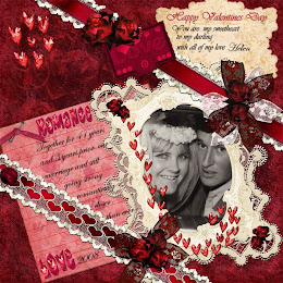 Valentine kit layot by butterflydesigns
